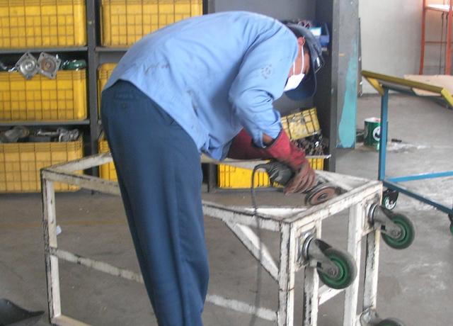 Repair operation -PT. SURYATAMA INDONESIA
